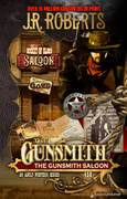 The Gunsmith Saloon by J.R. Roberts (eBook)
