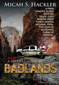 Badlands by Micah S. Hackler (Print)