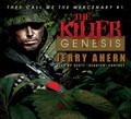 The Killer Genesis by Jerry Ahern (CD Audiobook)