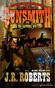 The Sapphire Gun by J.R. Roberts (eBook)