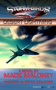Desert Lightning by Mack Maloney (Print)