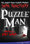 Puzzle Man by Bret Jones (MP3 Audio Theater)