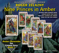 Nine Princes in Amber by Roger Zelazny (CD Audiobook)