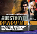 Slave Safari by Warren Murphy & Richard Sapir (CD Audiobook)