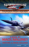 Thunder from Heaven by Mack Maloney (Print)