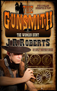 The Woman Hunt by J.R. Roberts (Print)