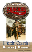 Lincoln County by Robert J. Randisi (Print)