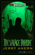 The Savage Horde by Jerry Ahern (Print)