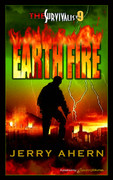 Earth Fire by Jerry Ahern (Print)