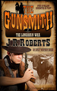 The Longhorn War by J.R. Roberts (Print)