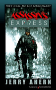 Assassin's Express by Jerry Ahern (Print)