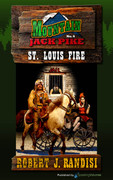 St. Louis Fire by Robert J. Randisi (Print)