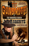 The Panhandle Search by J.R. Roberts (eBook)
