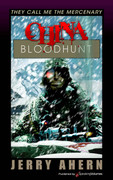 China Bloodhunt by Jerry Ahern (Print)