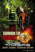Summon the Demon by Jerry & Sharon Ahern (Print)