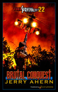 Brutal Conquest by Jerry Ahern (Print)