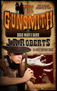 Dead Man's Hand by J.R. Roberts (eBook)