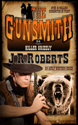 Killer Grizzly by J.R. Roberts (eBook)