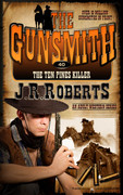 The Ten Pines Killer by J.R. Roberts (Print)