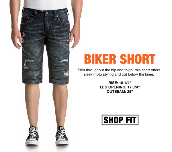 Biker Short