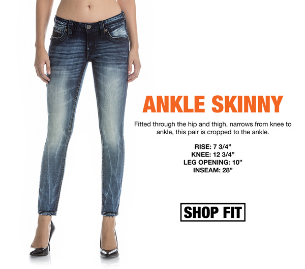 Ankle Skinny
