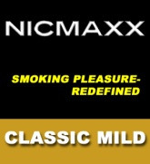 NICMAXX Classic Mild E Cigarette similar to a Light Cigarette