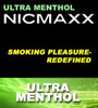 Nicmaxx Ultra Menthol Crush Flavored