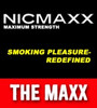 NICMAXX the MAXX the best e cig on the market that tastes like a real full flavored e cigeratee
