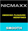 NICMAXX Smooth flavored cartridges for that light taste