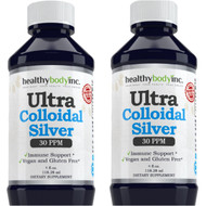 Ultra Colloidal Silver  (2 bottles)