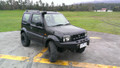 Suzuki Jimny front winch bar