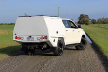 Trig Point  Ute Body on Hilux