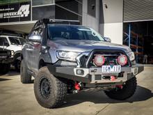Ford Ranger Commander Bull bar on MK2 Ranger