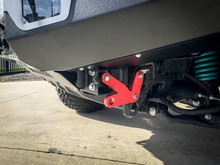 Ford Ranger Mazda Bt50 Tow Point Recovery Point