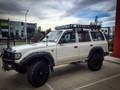 Tactical Roof Rack Toyota LandCruiser 80 Series