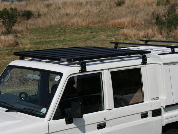 K9 Toyota Landcruiser 79 D Cab Rack 1 6m Uneek 4x4 Pty Ltd