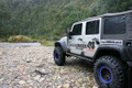 Uneek 4x4 JK Wrangler sliders