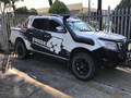 Nissan Navara NP300 Rock Sliders