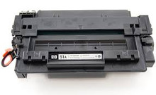 HP LaserJet P3005 and M3035 - HP 51A Black LaserJet Toner Cartridge
