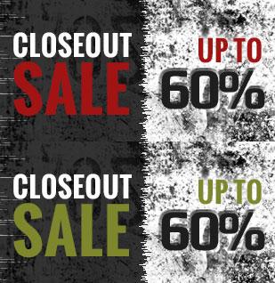 Close Out Sale