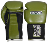 Deluxe MiM-Foam Sparring Gloves 2.0 - Velcro/Elastic Cuff