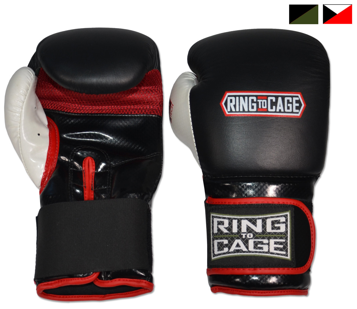 MMA Kickboxing Cardio Aerobic Boxing Krav MAGA Ring to Cage R2C Super Bag Boxing Gloves for Muay Thai
