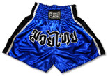 Muay Thai Shorts-Blue