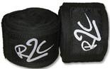 """R2C Handwraps Cotton-Black 180"""""""