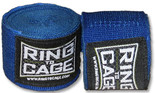 "Kids Handwraps Mexican Style Stretchable-Blue 1.5"" x 120"""