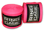 Handwraps Mexican Style Stretchable-Pink 180""
