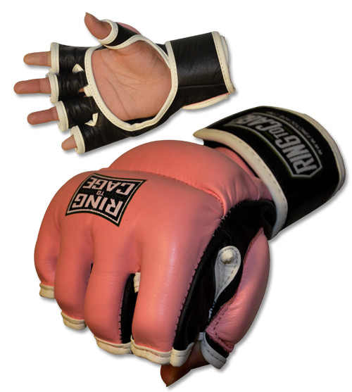 New! RING TO CAGE MMA Bag Gloves