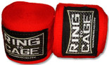 Handwraps Mexican Style Stretchable-Red 180""