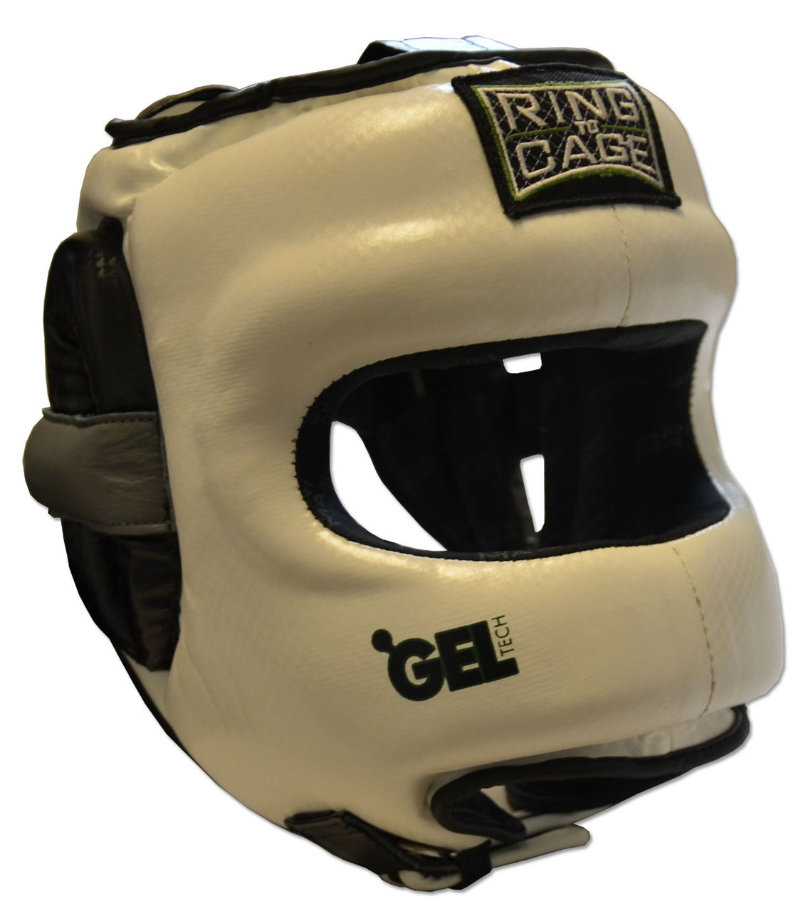 fbc9cbc16 Deluxe Full Face GelTech Sparring Headgear 2.0. Loading zoom