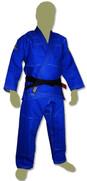 Elite Brazilian Jiu Jitsu Kimonos - Blue